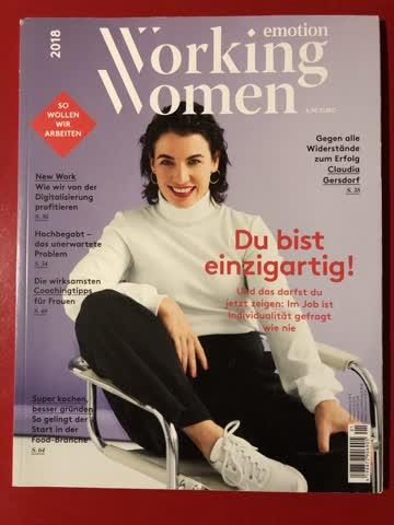 Working Women von emotion 2018