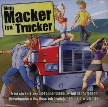 Various - Mein Macker is'n Trucker - 2 CD