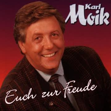 Karl Moik - Euch zur Freude