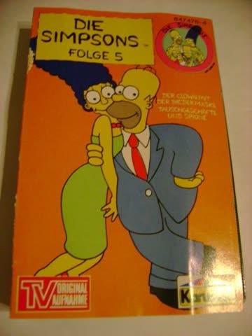 - Die Simpsons 5 - Der Clown mit der Biedermaske - Karussel