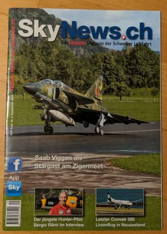 SkyNews.ch Das aktuelle Magazin der Schweizer Luftfahrt