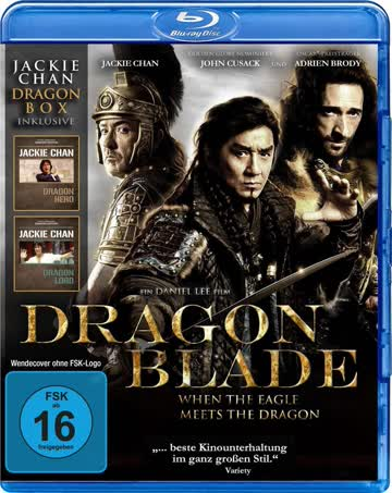 Jackie Chan Dragon Box