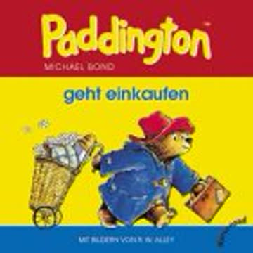 Paddington, Pappbilderbücher, Paddington geht einkaufen