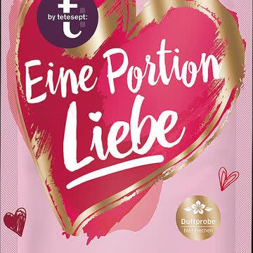 """Tetesept Badesalz """"Eine Portion Liebe"""""""