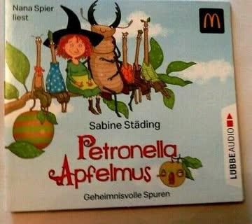 Petronella Apfelmus /Mac Donald/ CD