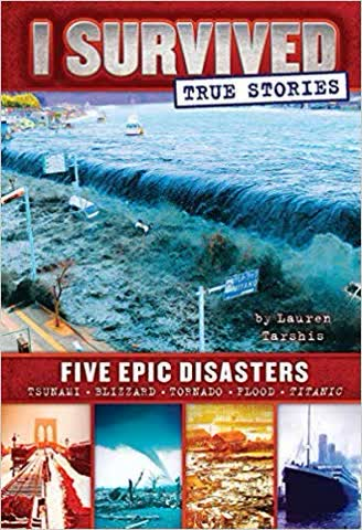 I Survivied Five Epic Disasters