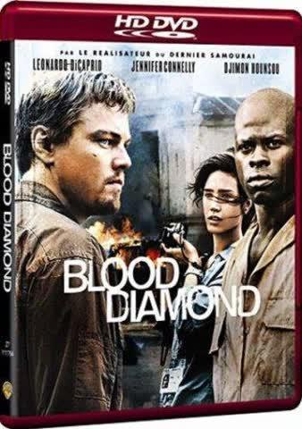 Blood Diamond [HD DVD]