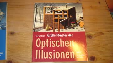 Al Seckel - Grosse Meister der Optischen Illusionen Band 1+2