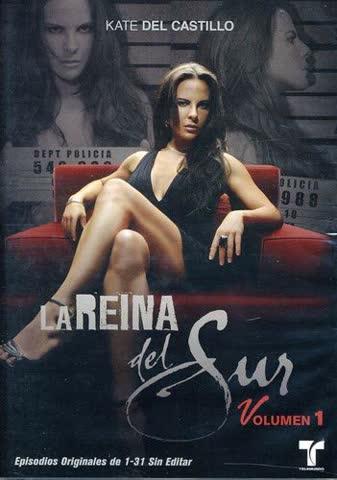 Reina Del Sur 1 (6pc) / (Ws Dol) [DVD] [Region 1] [NTSC] [US Import]
