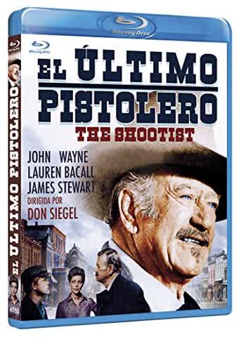 Der letzte Scharfschütze (The Shootist, Spanien Import, siehe Details für Sprachen)