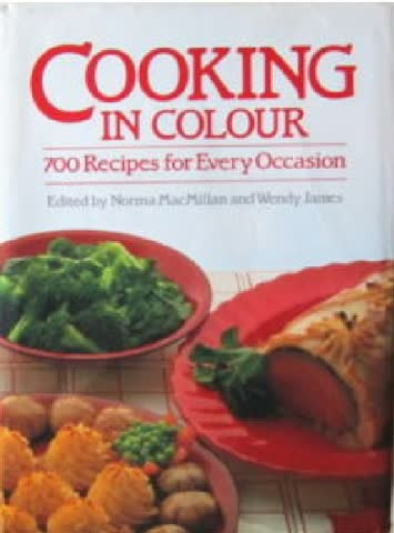 Cooking in Colour: 700 Recipes for Every Occasion