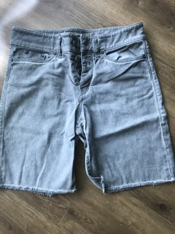 Drykorn Shorts grau