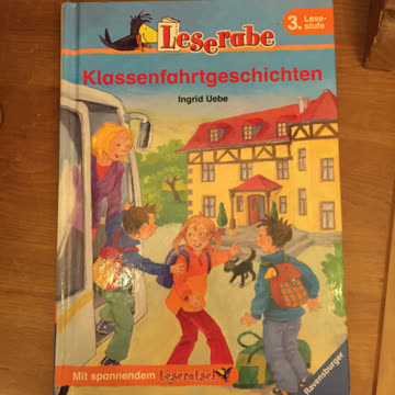 Leserabe - Klassenfahrtgeschichten
