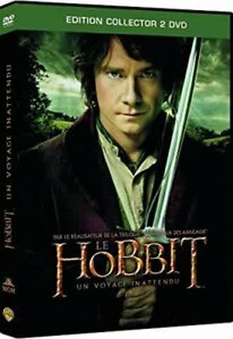 Le Hobbit - Un voyage inattendu - The Hobbit - An Unexpected Journey (Édition Collector, 2 DVD)