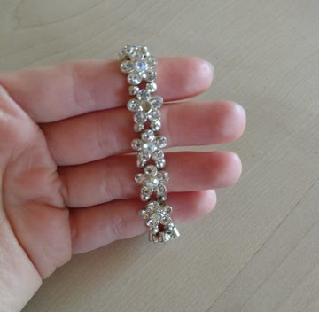 Armband Blumen