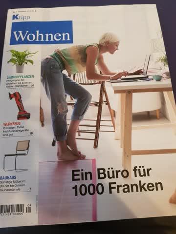 Ktipp Wohnen Nr. 4 November 2019