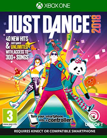 Just Dance 2018 [AT PEGI] - [Xbox One]