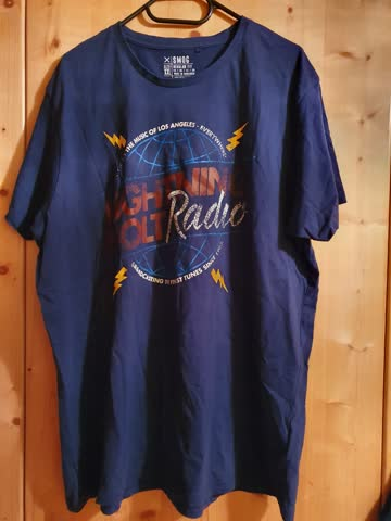 T - Shirt Blau SMOG