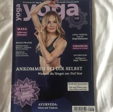Yoga aktuel 108 -