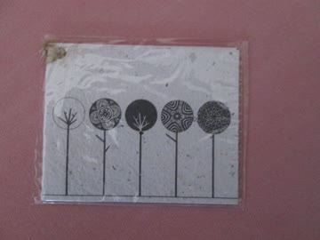 """""""Growing Paper"""" Geschenkanhänger"""