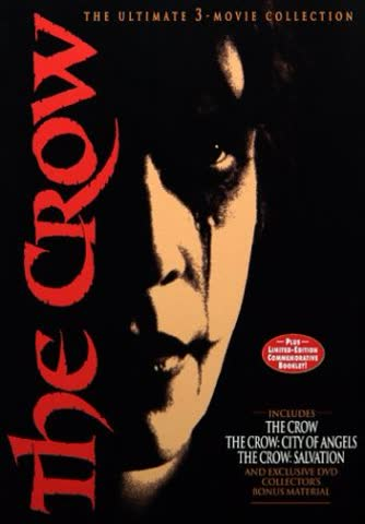 The Crow - Trilogy Collector's Edition