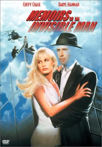 Memoirs of an Invisible Man [Import USA Zone 1]