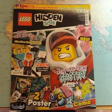 Lego Comic