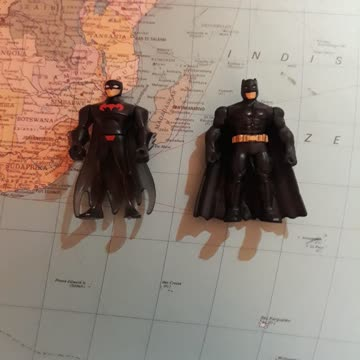 Batman Figuren klein