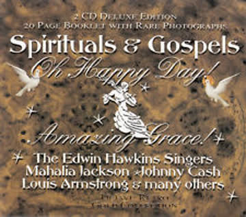 Mahalia Jackson - Spirituals & Gospels