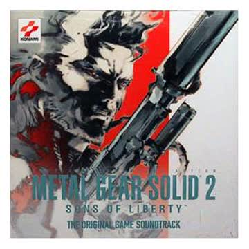 Harry Gregson-Williams (Composer) Harry Gregson-Williams (Composer), - METAL GEAR SOLID 2 Sons of Liberty