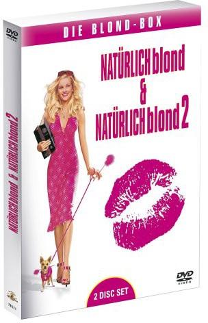 Die Blond-Box: Natürlich blond / Natürlich blond 2 [2 DVDs]