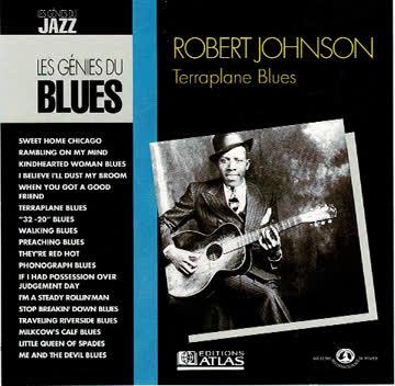 Robert Johnson: Terraplane Blues