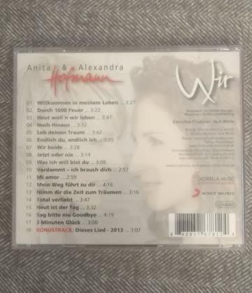 Anita & Alexandra Hofmann - Wir