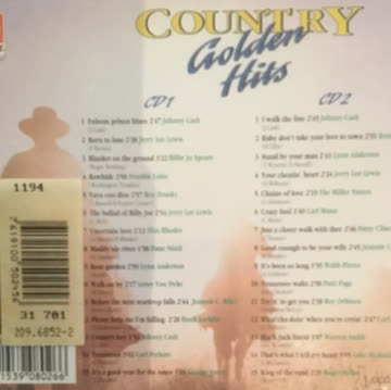 Country  Golden Hits