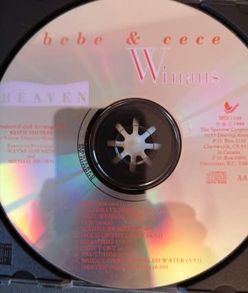 "bebe & cece Winans ""Heaven"""