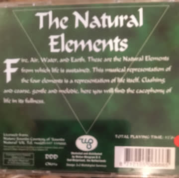 The Natural Elements  The call of Nature