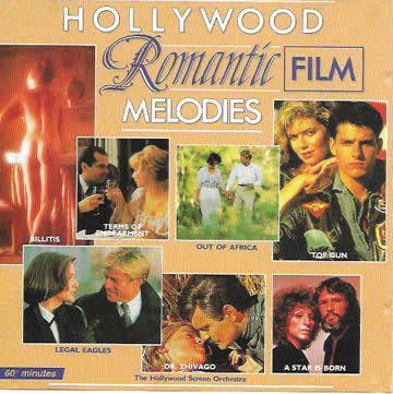 The Hollywood Screen Orchestra - Hollywood Romantic Film Melodies