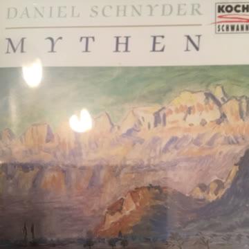 Mythen. Daniel Schnyder