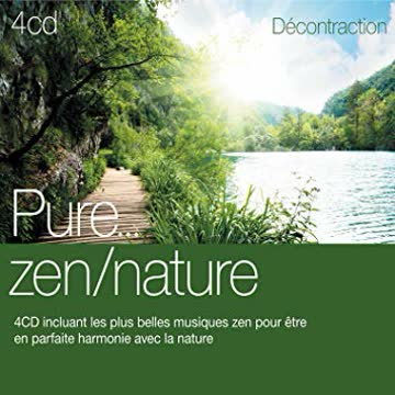 Pure...zen/nature. Decontraction
