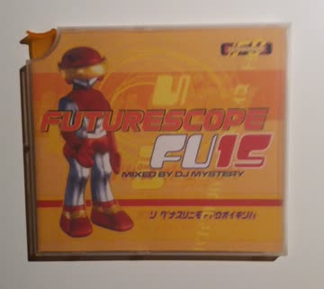 Futurescope FU 15, Mixed by Dj Mystery