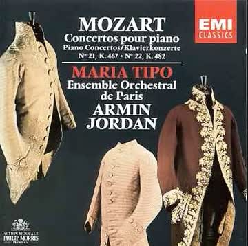 Mozart - Concertos pour piano
