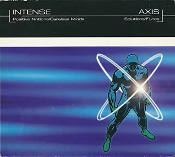 Axis & Intense - 4 Track