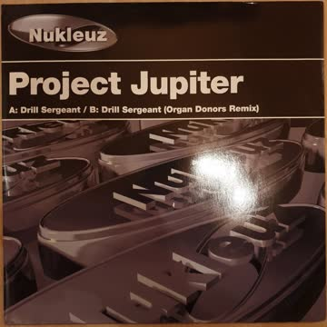 Project Jupiter - Drill Sergeant