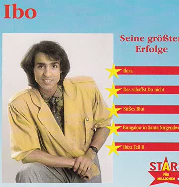 Ibo - Seine grössten Erfolge (14 tracks)