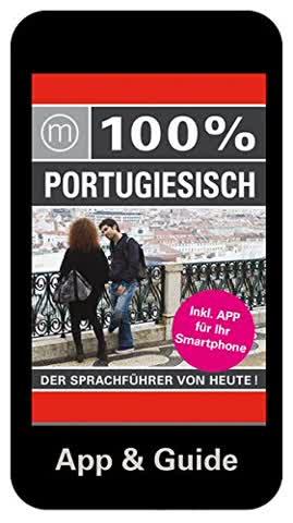 100% Sprachguide Portugiesisch inkl. App