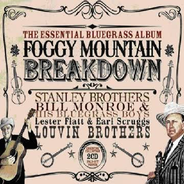 Various - Foggy Mountain Breakdown-Essential Bluegrass