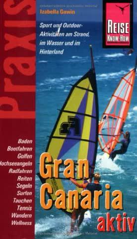 Gran Canaria aktiv.