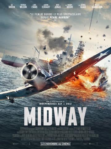 """2 Freikarten für den Film """"Midway"""""""