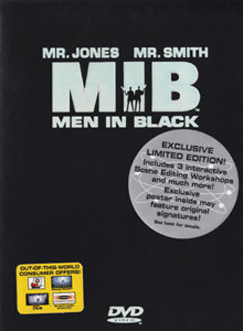 Men In Black - Limited Collector's Edition [2 DVD]