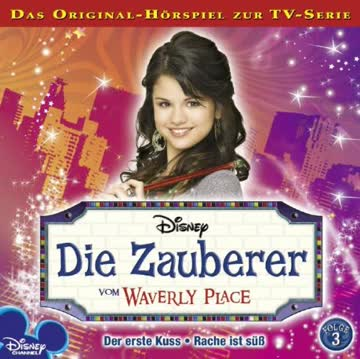 Die Zauberer Vom Waverly Place - Folge 3